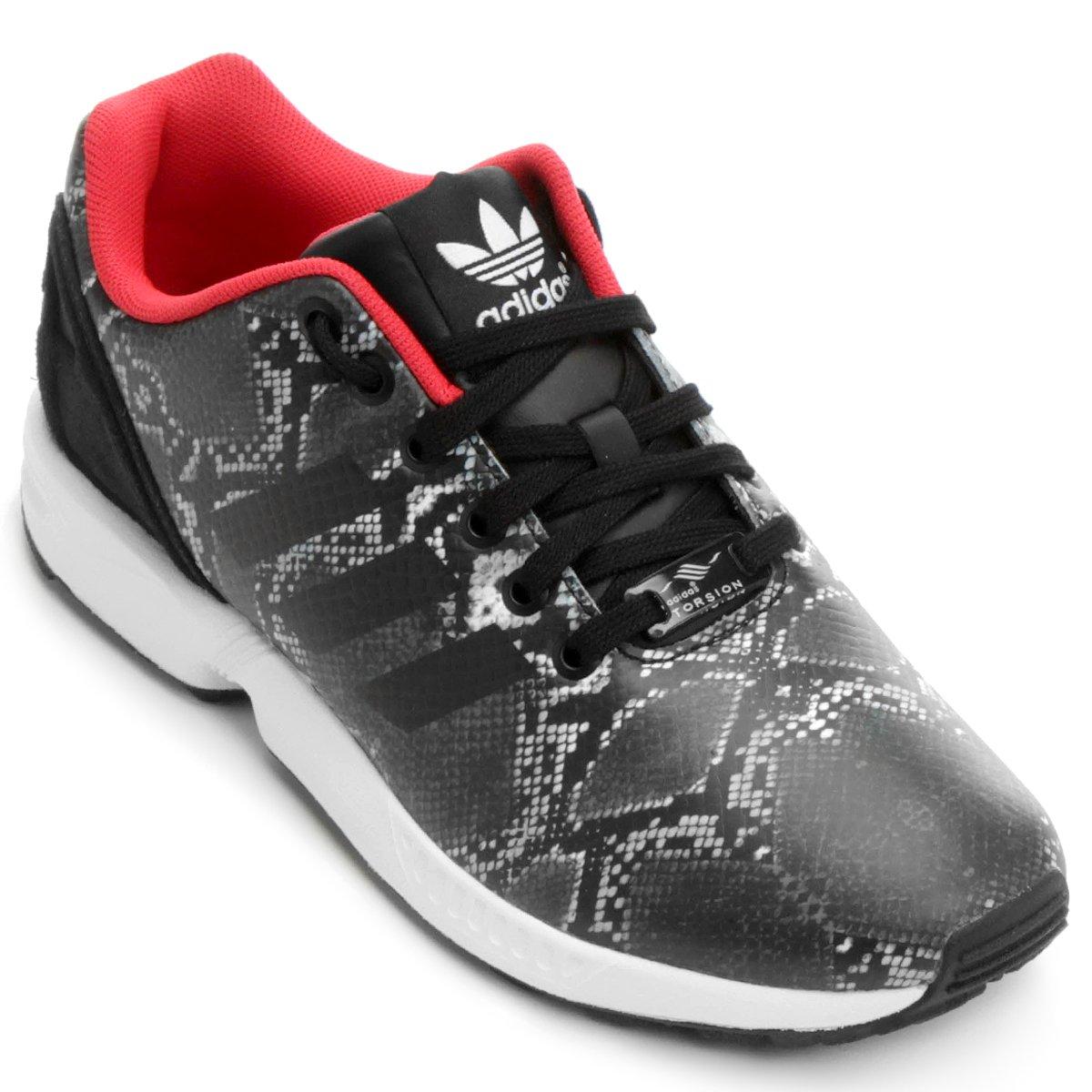 06d093db8a ... inexpensive tênis adidas zx flux pretovermelho e1c37 cf60a