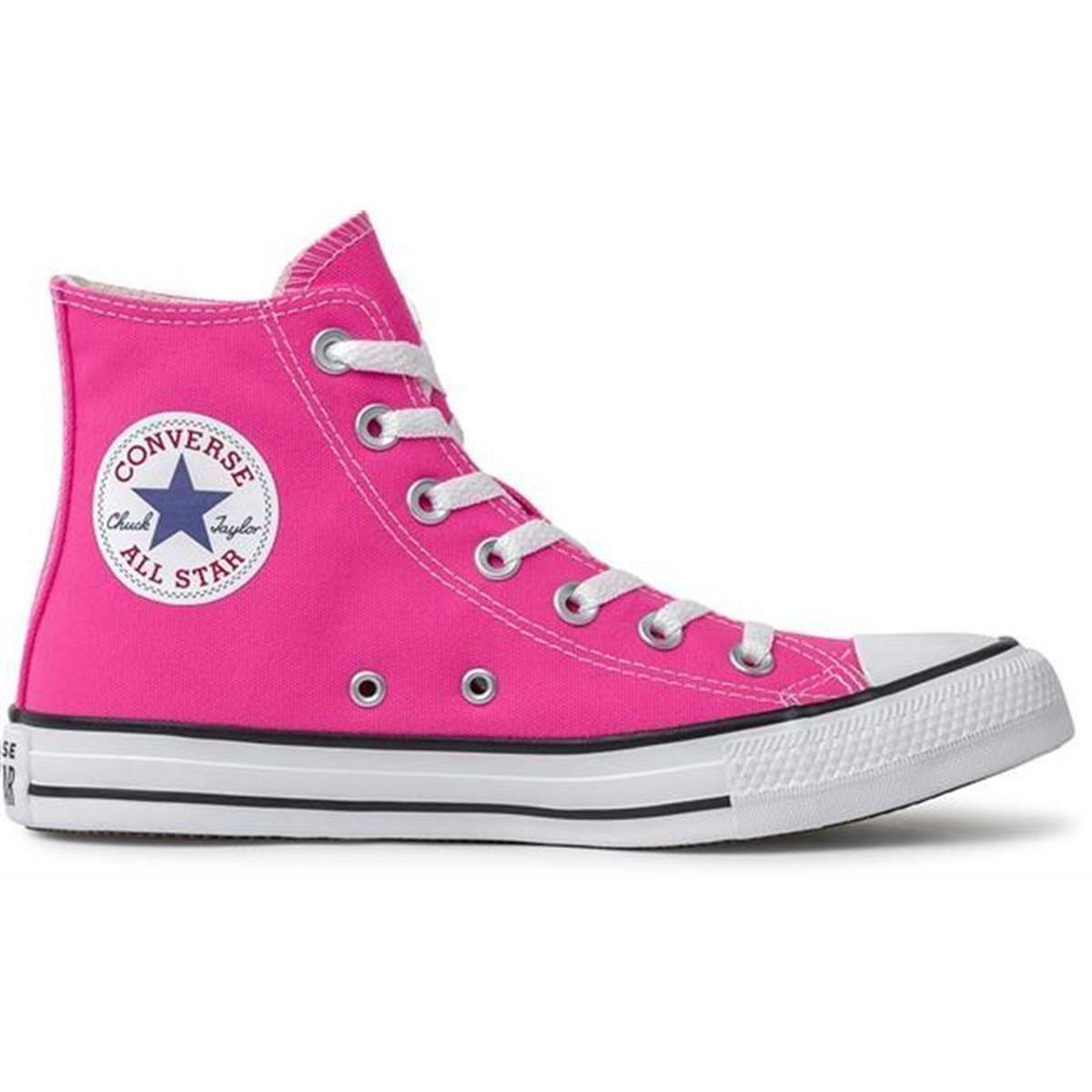 TENIS ALL STAR CHUCK TAYLOR MID FEMININO - Pink