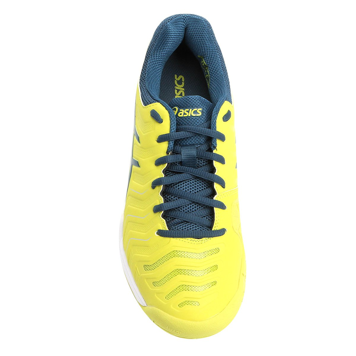 Tênis Asics Gel-Challenger 11 Masculino - Amarelo - Compre Agora ... 44c423254ea41