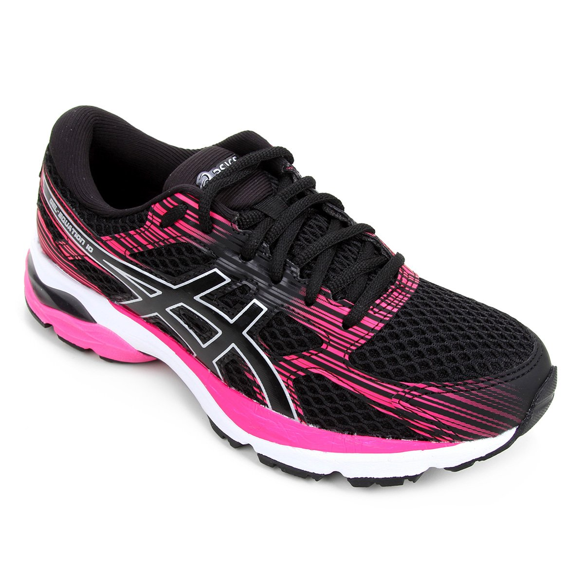 Tênis Asics Gel-Equation 10 Feminino - Preto
