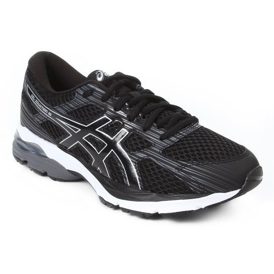 Tênis Asics Gel-Equation 10 Masculino - Preto+Grafite