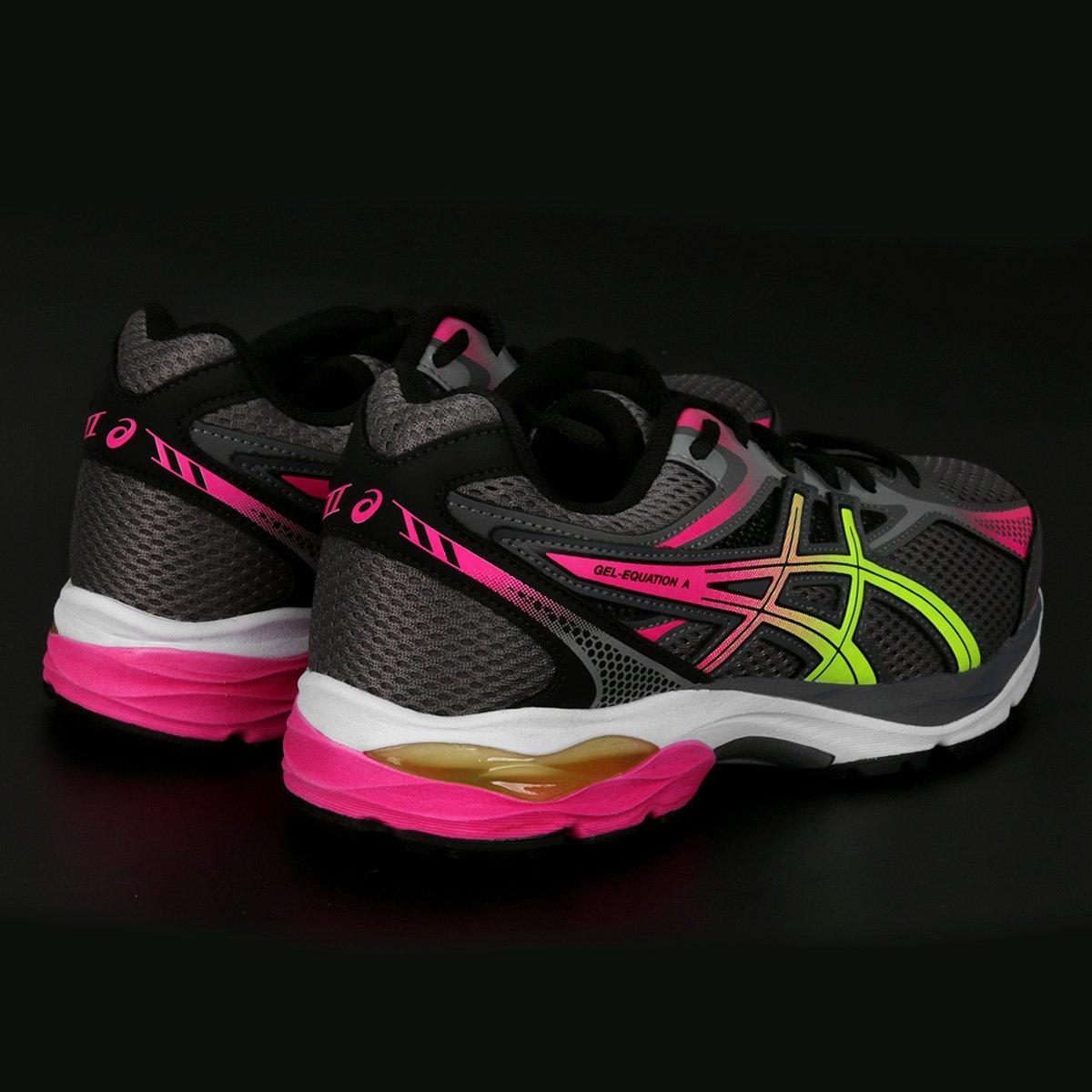 1f42df9e03e69 tenis asics feminino cinza com rosa
