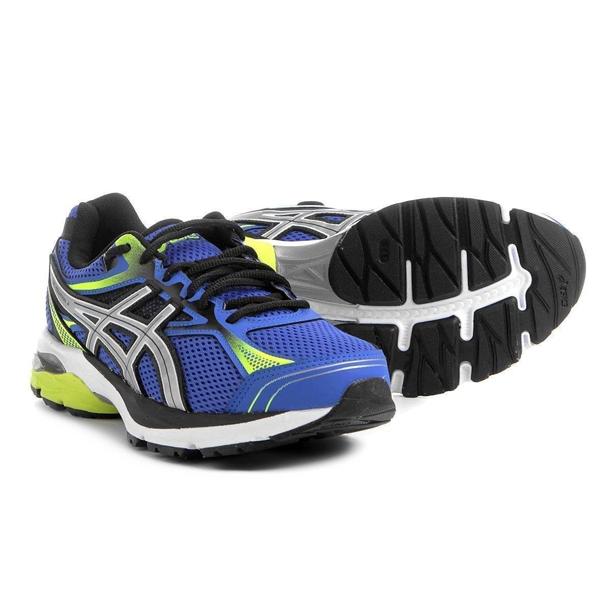adb9348b61 ... Prata Equation Gel Equation Tênis 9 Gel Masculino 9 Tênis Asics Asics e  Azul g7Cqdw7 ...