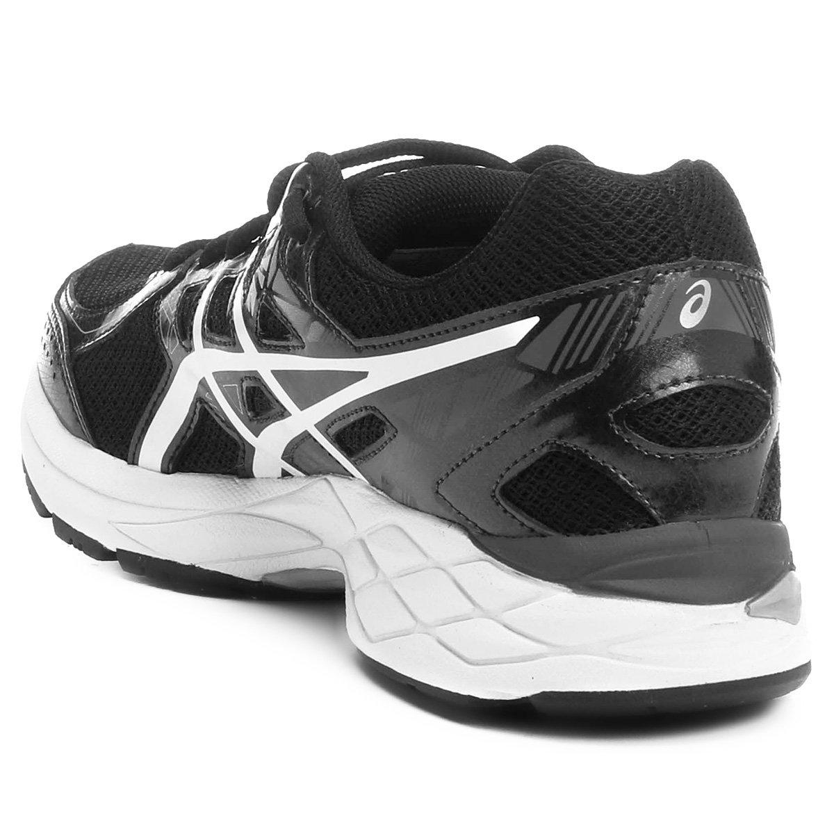Tênis Asics Gel Exalt 3 A Masculino - Preto e Branco - Compre Agora ... 9c022c5c8c761