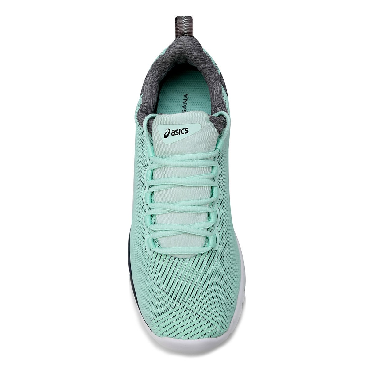 3 Verde Feminino água Asics Tênis Gel Asics Tênis Fit Sana 178PY