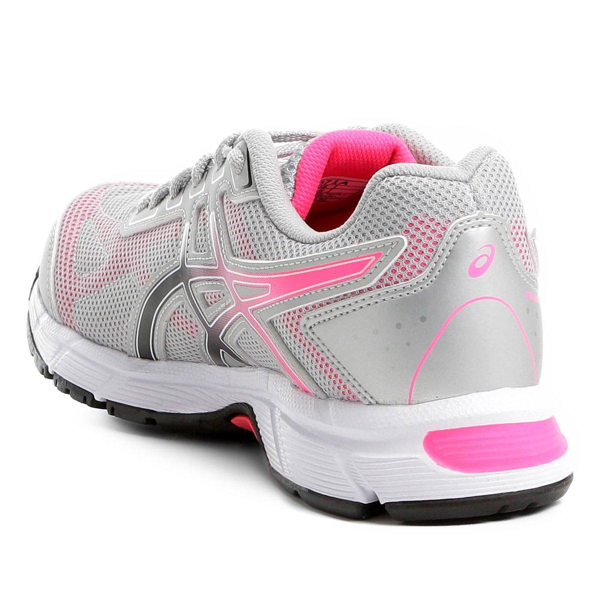 Tênis Asics Gel Impression 9 Feminino - Rosa e prata - Compre Agora ... b89c76638cbf7