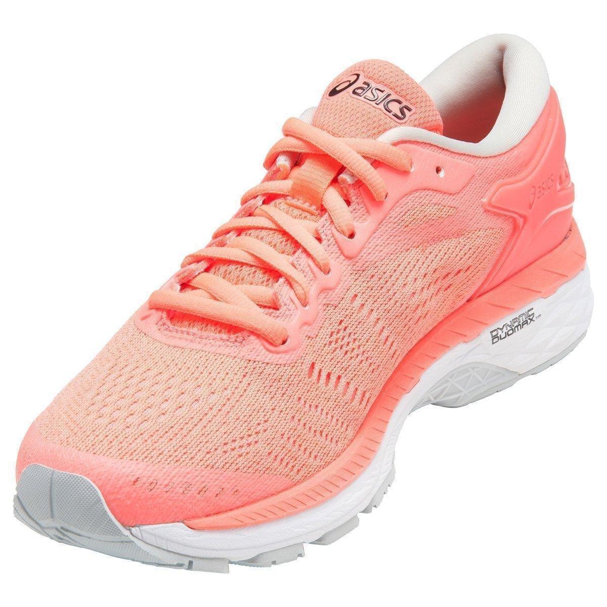 Tênis Asics Gel-Kayano 24 Feminino - Coral - Compre Agora  31d2fe279d250