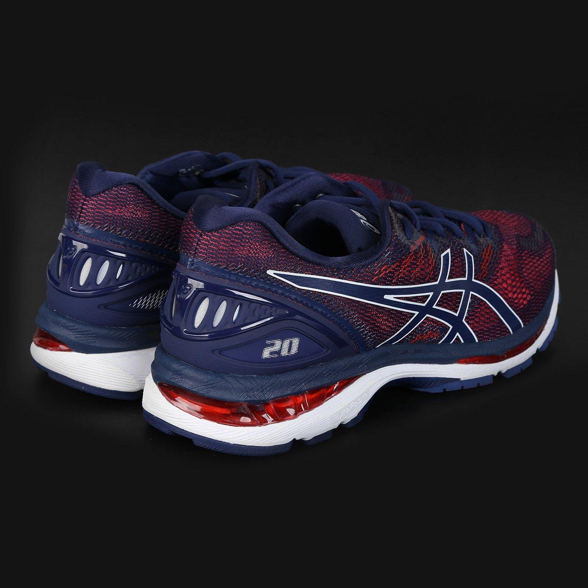 Tênis Asics Gel Nimbus 20 Masculino ... temperament shoes 0a4d9 41d99 ... 4b5a058de8fd7