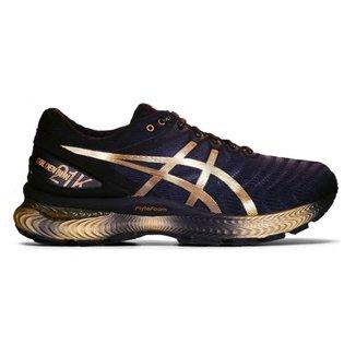 Tênis Asics Gel Nimbus 22 Golden Run Feminino