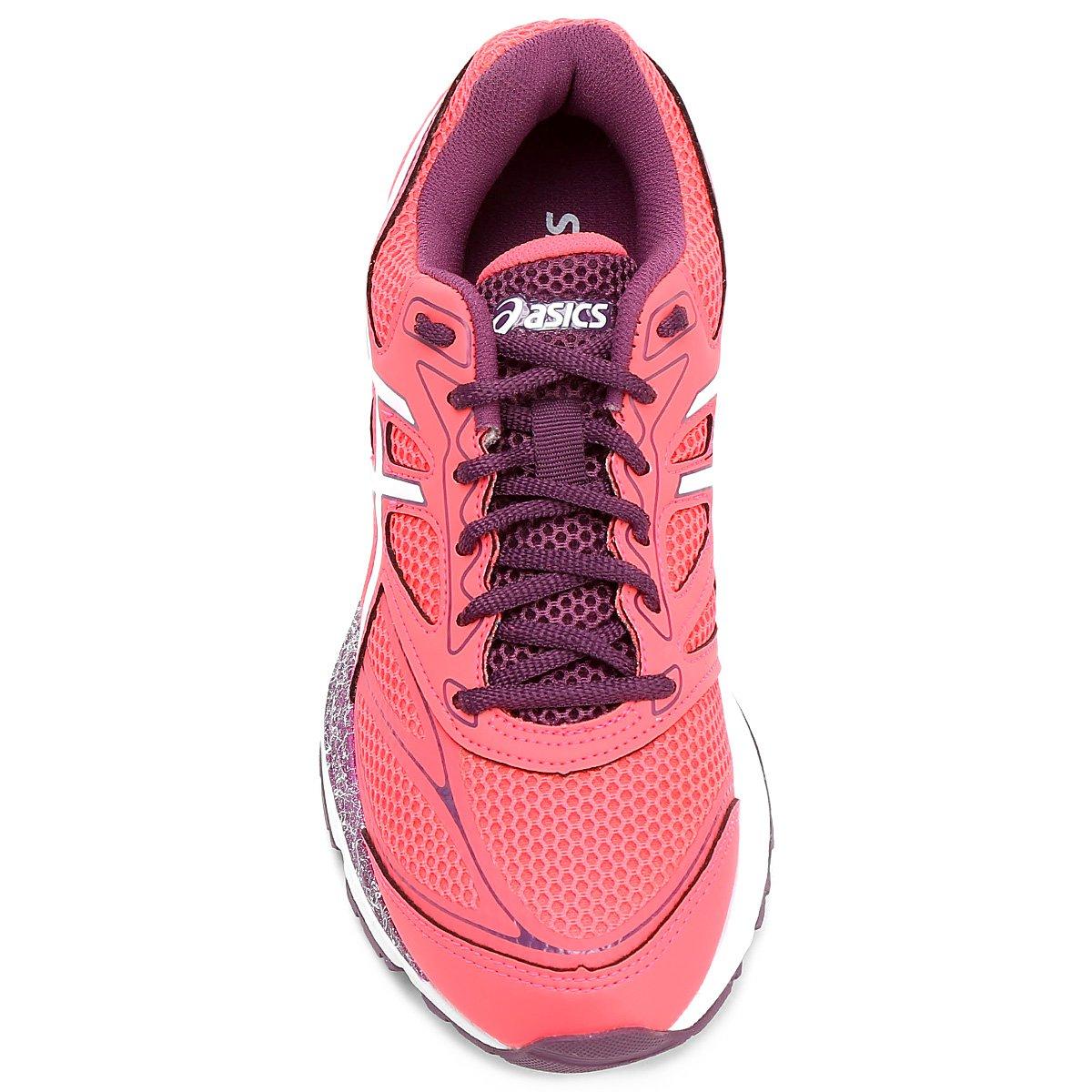 8 Pink e Feminino Gel Pulse Tênis A Asics Branco 6ApxtO ... c8ab257fb5838