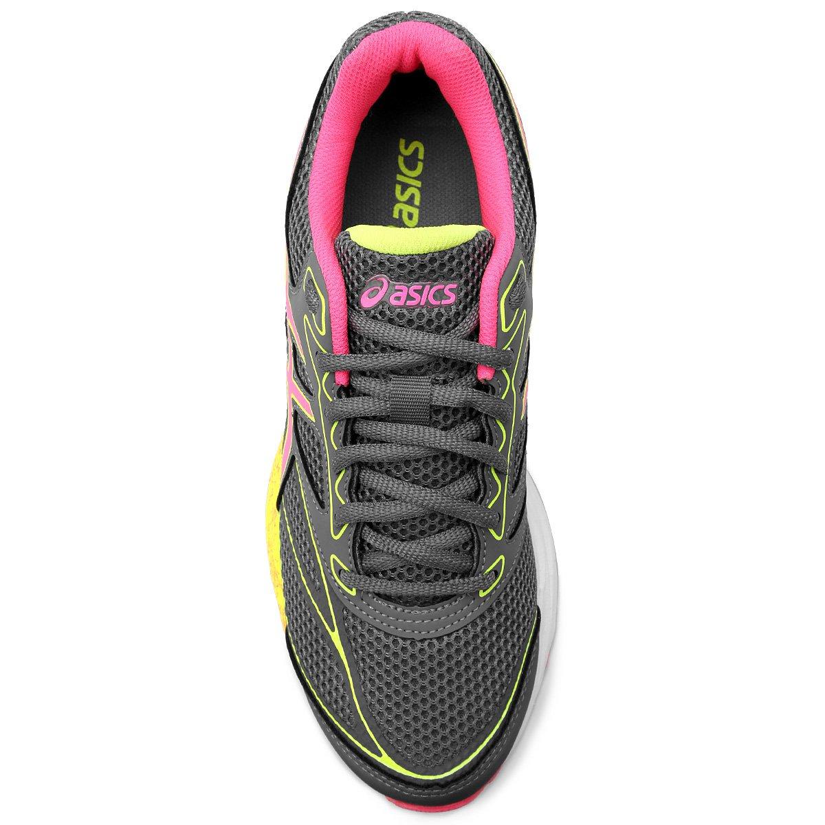Tênis Asics Gel Pulse 8 A Feminino - Cinza e Rosa - Compre Agora ... 2d0832d2a8822
