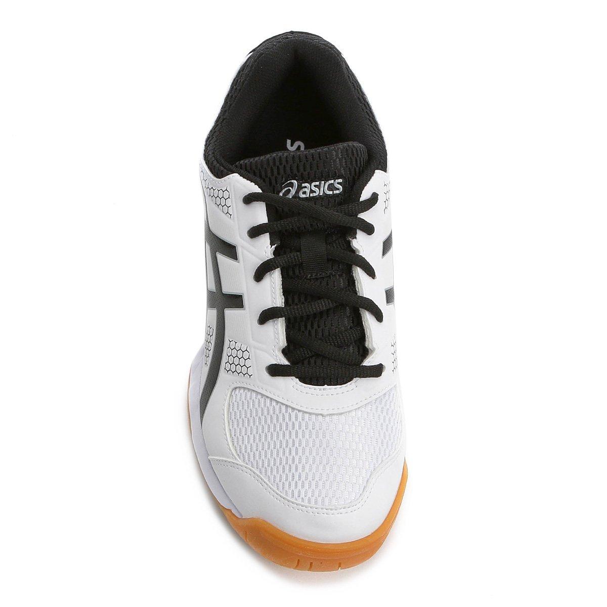Tênis Asics Gel-Rocket 8A Masculino - Branco e prata - Compre Agora ... 0636216f003d9