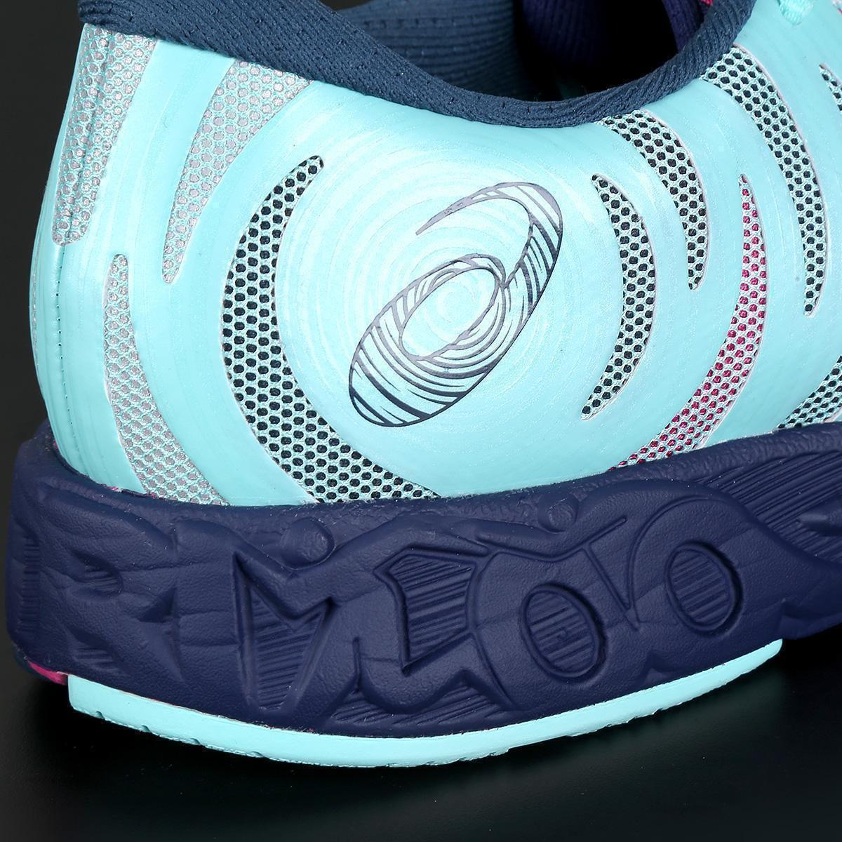 2 Asics Roxo e Tênis FF Noosa Azul Asics Noosa Tênis Feminino gxOqwp1T