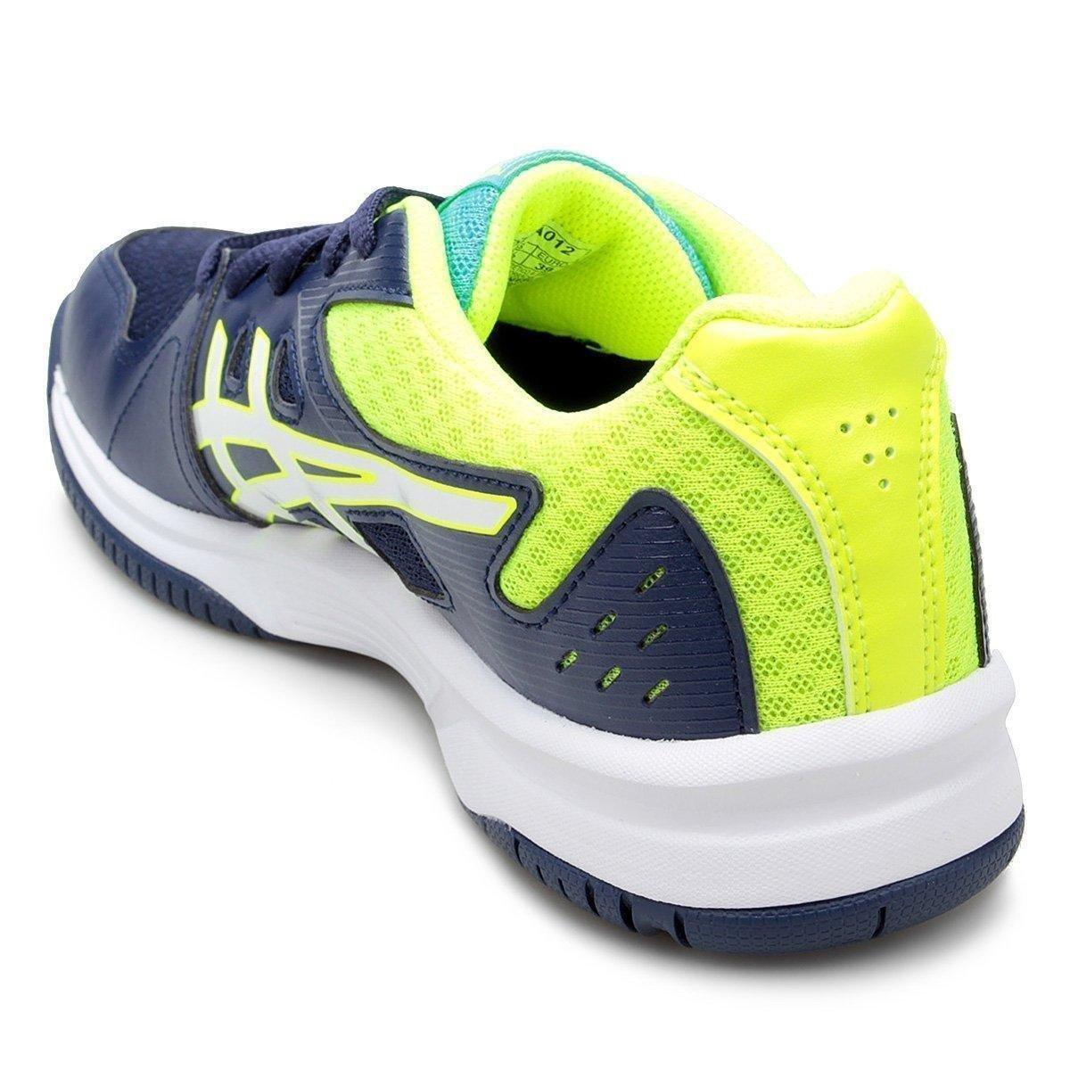 ... Tênis Asics Upcourt 3 Feminino - Azul e Branco - Compre Agora Netshoes  b85e8938cfe7d2 ... 62712dbbc34b4