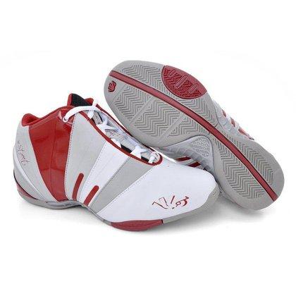Tênis Basquete Mantra e vermelho