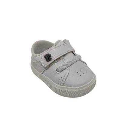 Tênis Bebê Pimpolho Menino  Velcro
