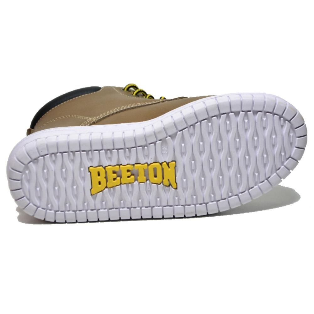 Tênis Strong Beeton Beeton Tênis Marrom Masculino Uawf0