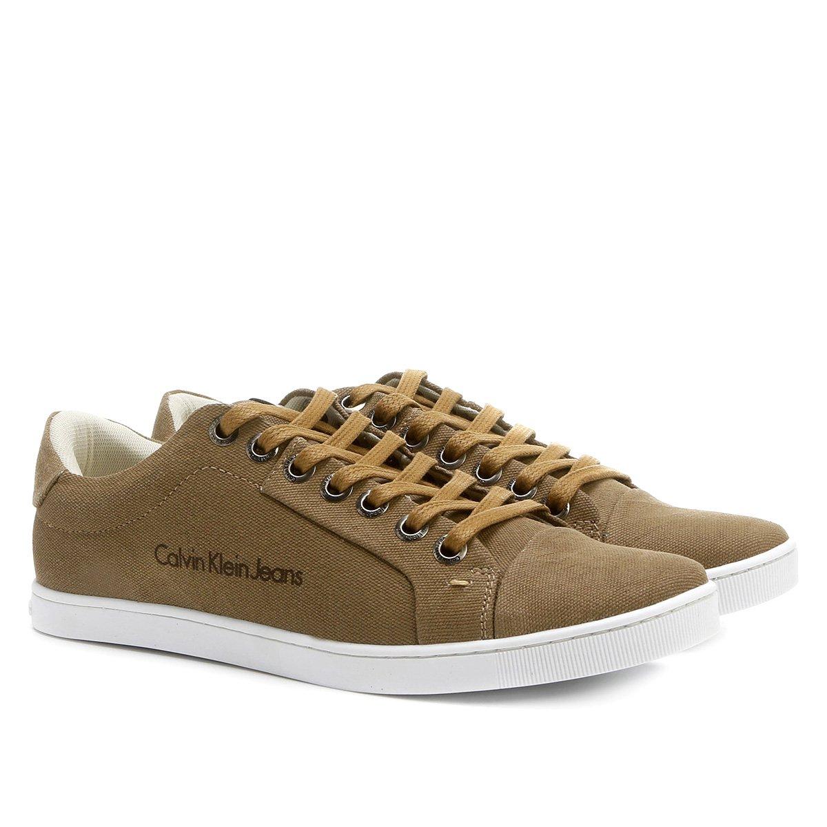Tênis Calvin Klein Cano baixo - Compre Agora   Netshoes d793dfd6c0
