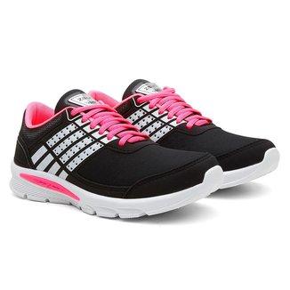 Tênis Caminhada Feminino Confortável Leve Macio Esporte Feminino
