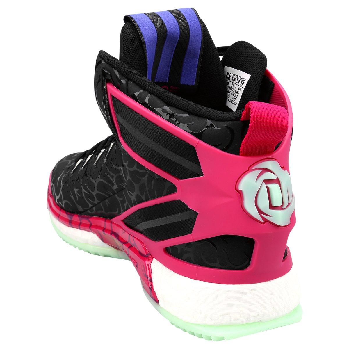 Tênis Cano Alto Adidas Derrick Rose 6 Boost Masculino | Netshoes