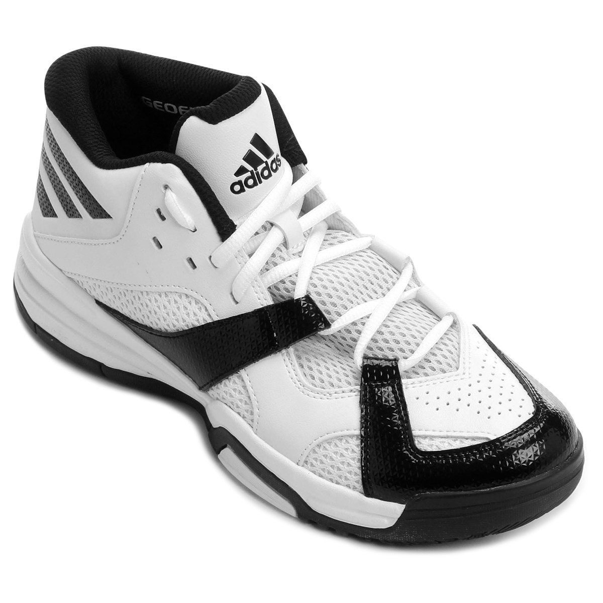 4b413a8ecd7 Tênis Cano Alto Adidas Derrick Rose First Step Masculino - Compre Agora