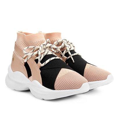 Tênis Capodarte Meia Chunky Sneaker Feminino