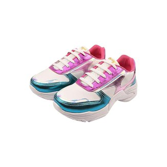 Tênis Chunky Sneaker Feminino Infantil Grugui Menina Collor