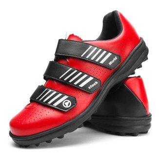 Tênis Ciclismo Oxy Shoes Cano Curto Bike Conforto