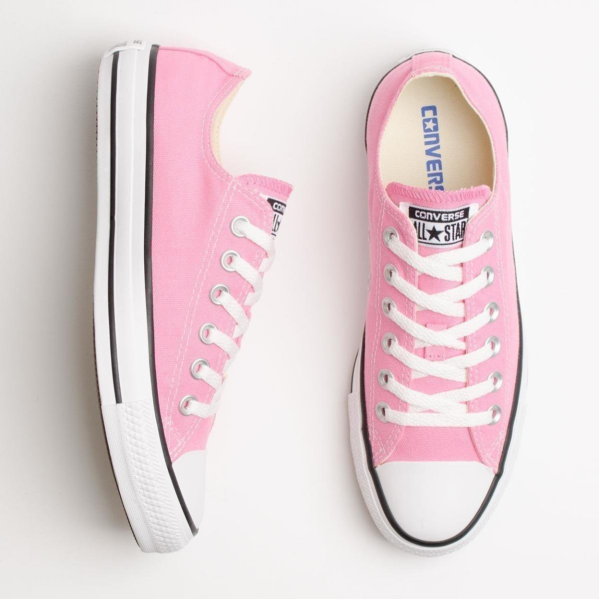 Tênis Converse Ox CT0001 All CT Core As Star Rosa OZZSWrR