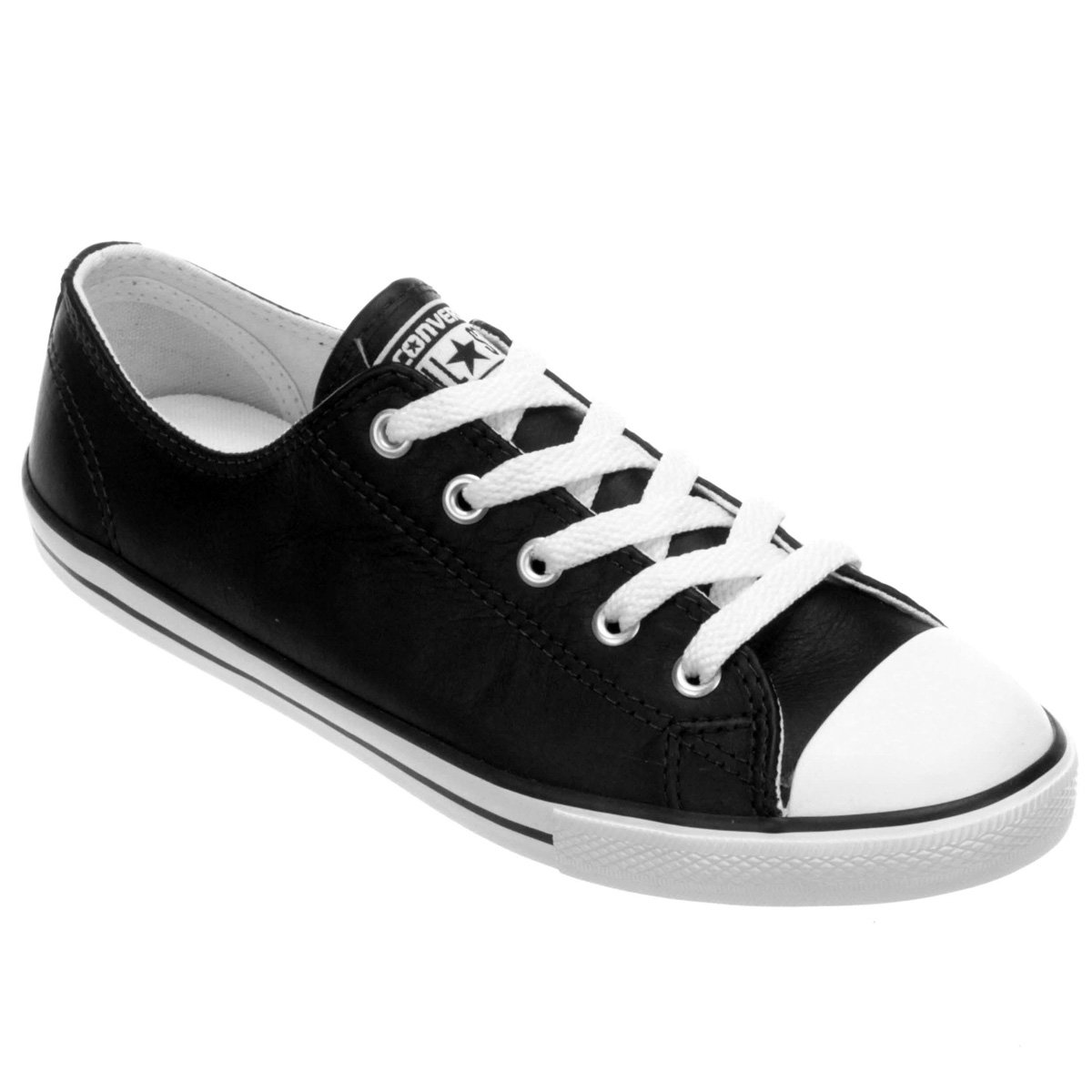 843407306ca Tênis Converse All Star CT AS Dainty Leather OX - Compre Agora ...