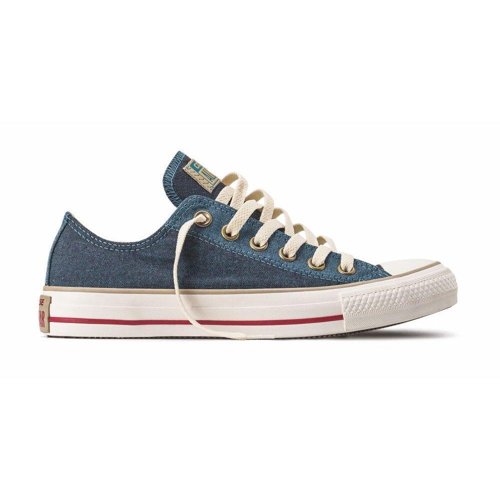 86c5929f7d Tênis Converse All Star Ct Denim Ox - Jeans