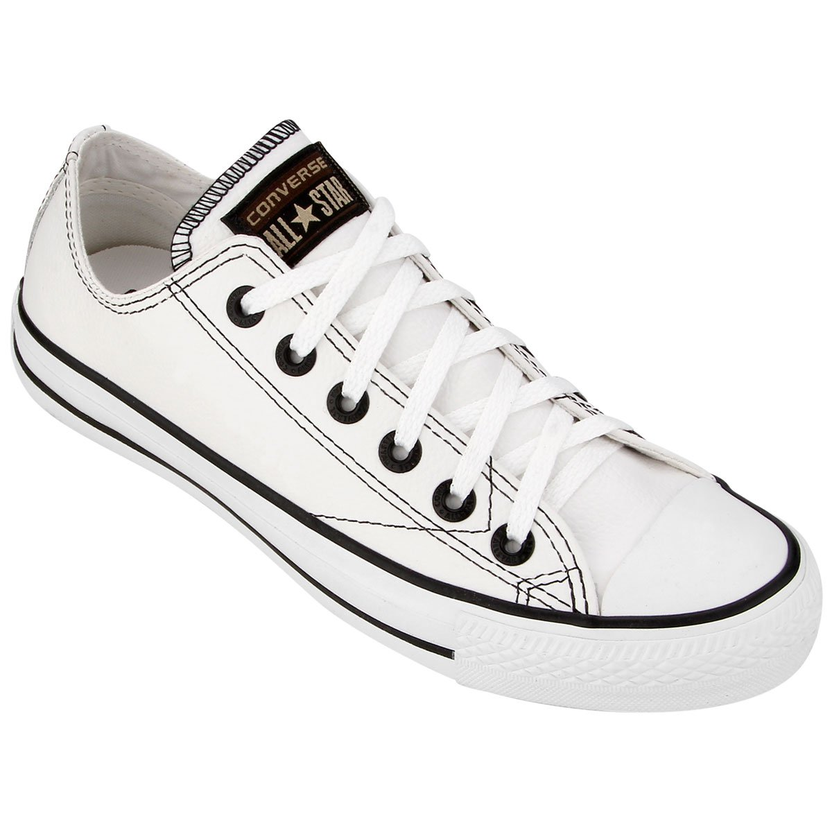 94c15614d9 converse all star nere di pelle