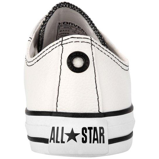 Tênis Converse ALL STAR European OX - Branco