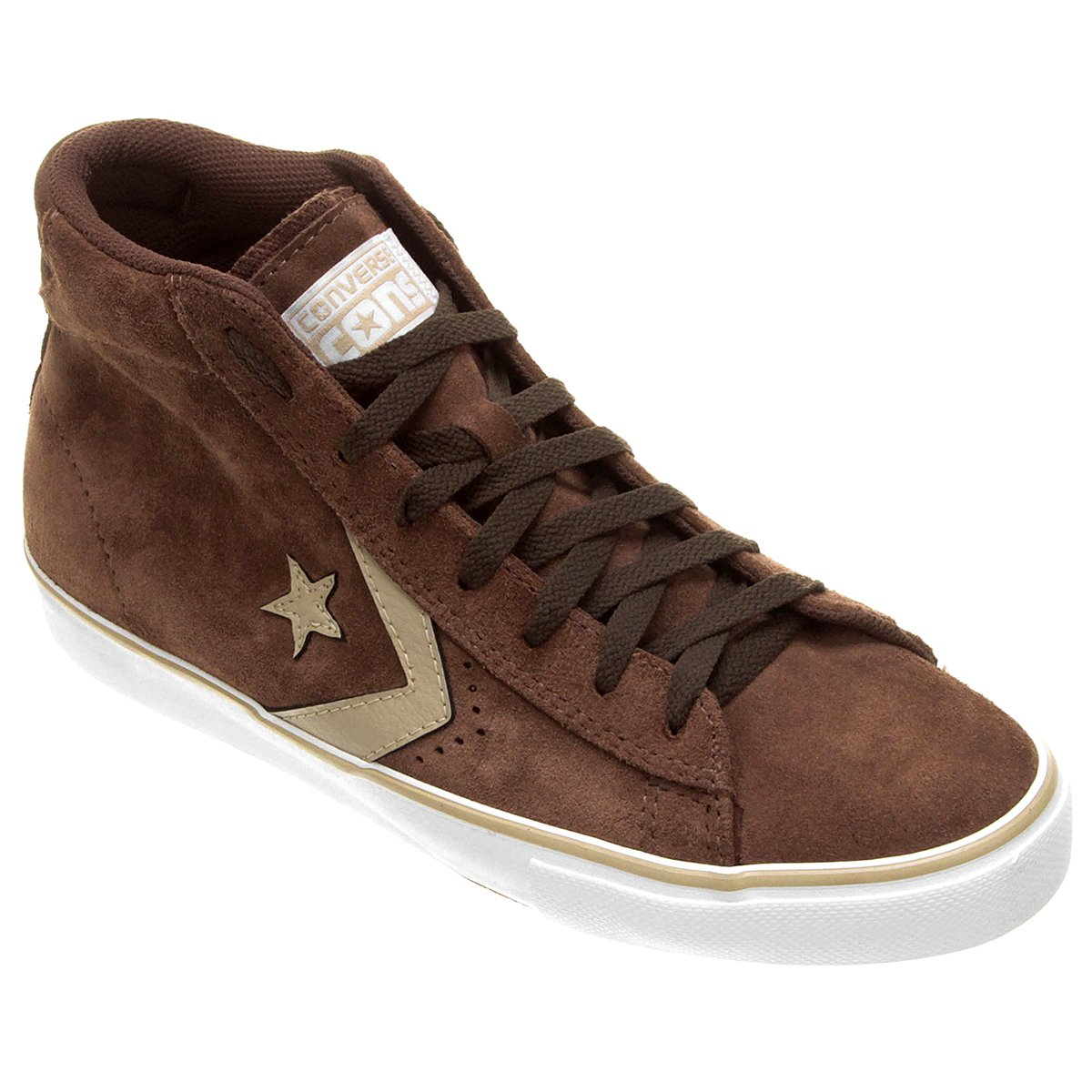 tênis converse all star pro leather vulc ox