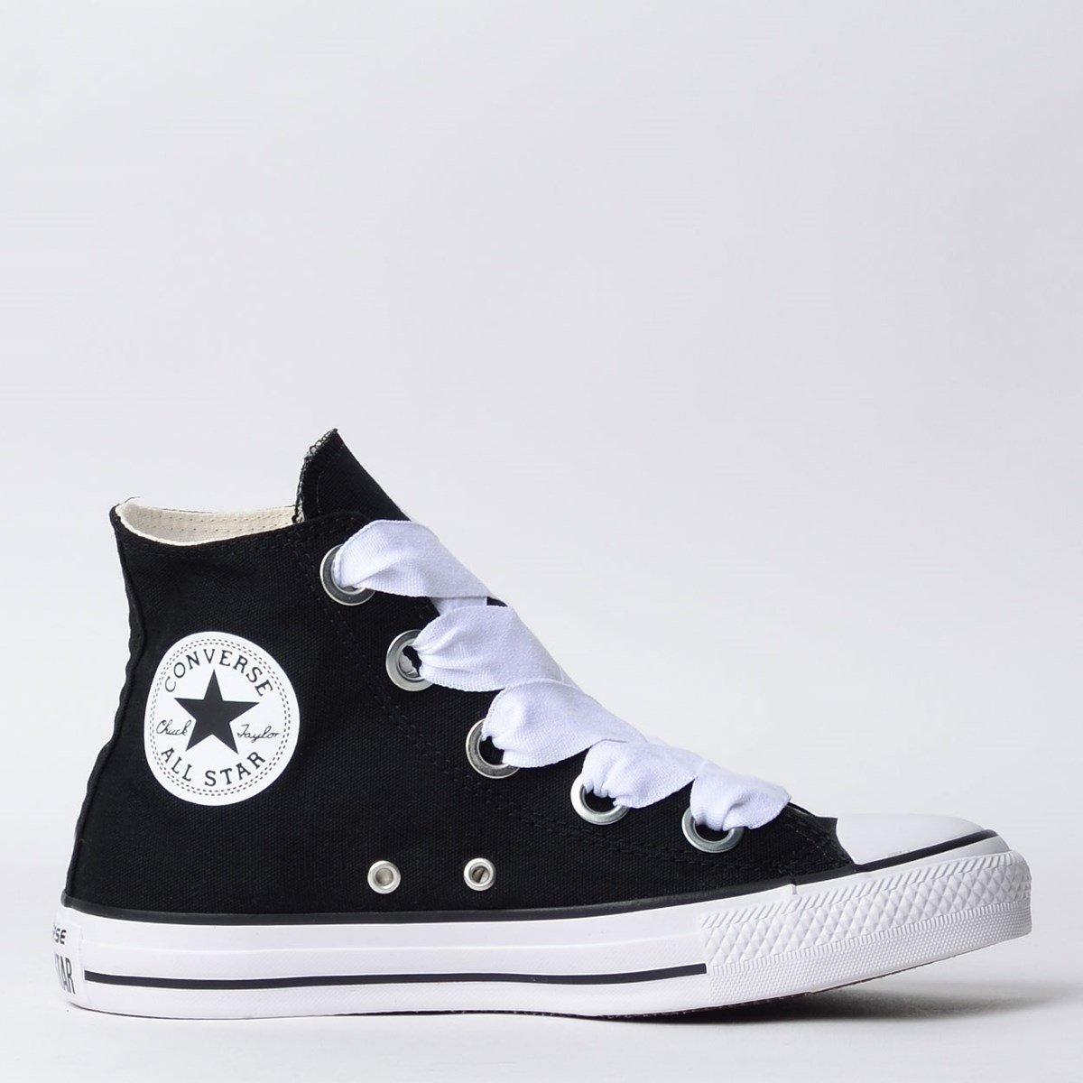 Tênis Converse Chuck Taylor All Star Big Eyelet H - Compre Agora ... 0a0629bd06ab5