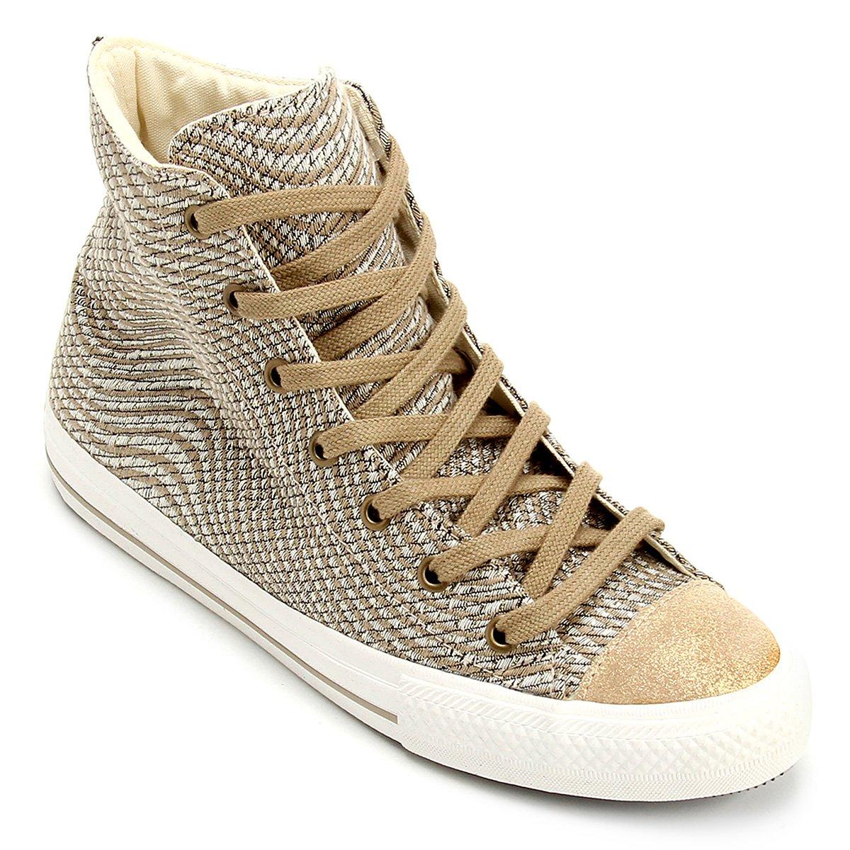 Tênis Converse Chuck Taylor All Star Gemma Hi Feminino - Compre ...  246e43ce1d92cf  Netshoes. e4d8a337142fc