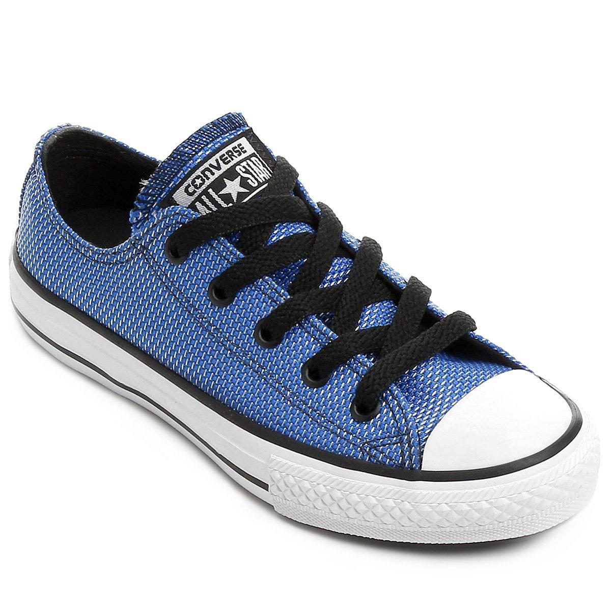 66912270c6 ... store tênis converse chuck taylor all star i infantil azul 9d9a5 eb3fd