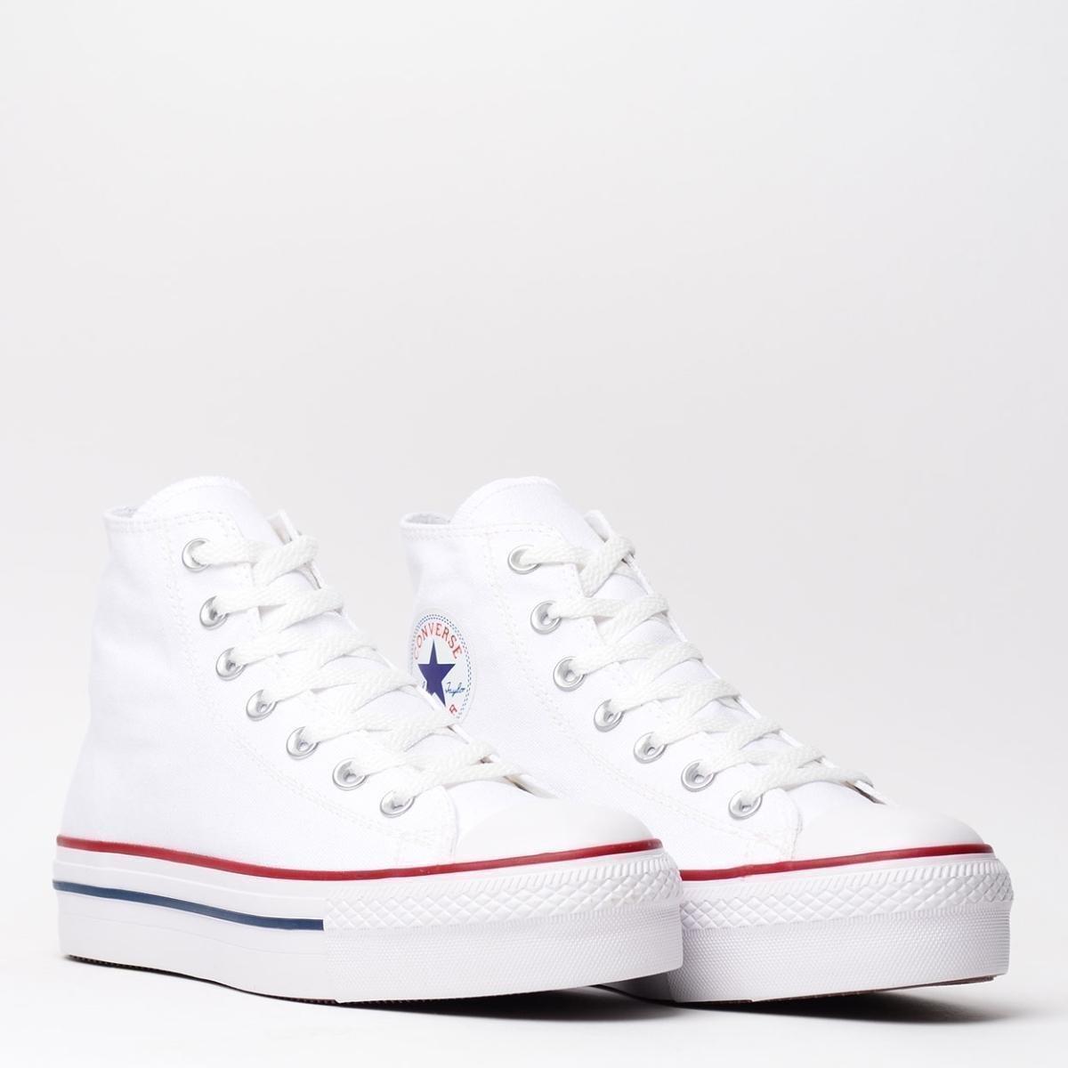 Tênis Converse Chuck Taylor All Star Platform Hi - Compre Agora ... 062a535f0590c