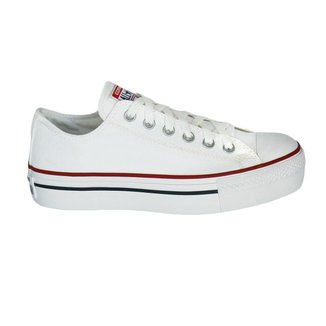 Tênis Converse Chuck Taylor All Star Platform Ox Branco CT04950003.33