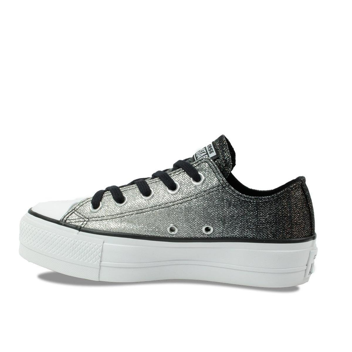 Tênis Converse Chuck Taylor All Star Platform Ox Feminino - Compre ... 320ac0b2d89af