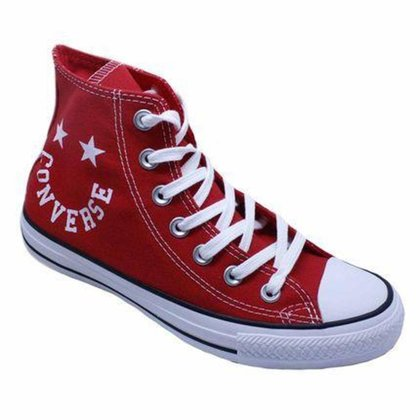 Tênis Converse Chuck Taylor All Star Vermelho CT13180002