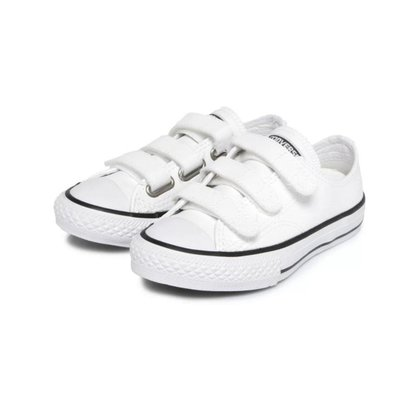 Tênis Converse Ct as Malden 3v Branco CK5069002 - Branco - 34