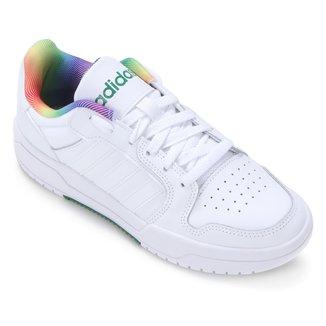 Tênis Couro Adidas Entrap Pride Masculino