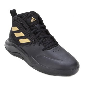 Tênis Couro Adidas Own The Game Masculino