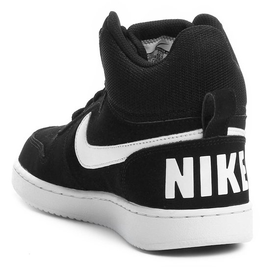 Tênis Couro Cano Alto Nike Recreation Mid Masculino Netshoes