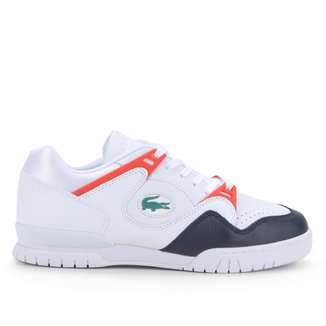 Tênis Couro Lacoste Courtpoint Masculino