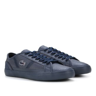 Tênis Couro Lacoste Sideline Masculino