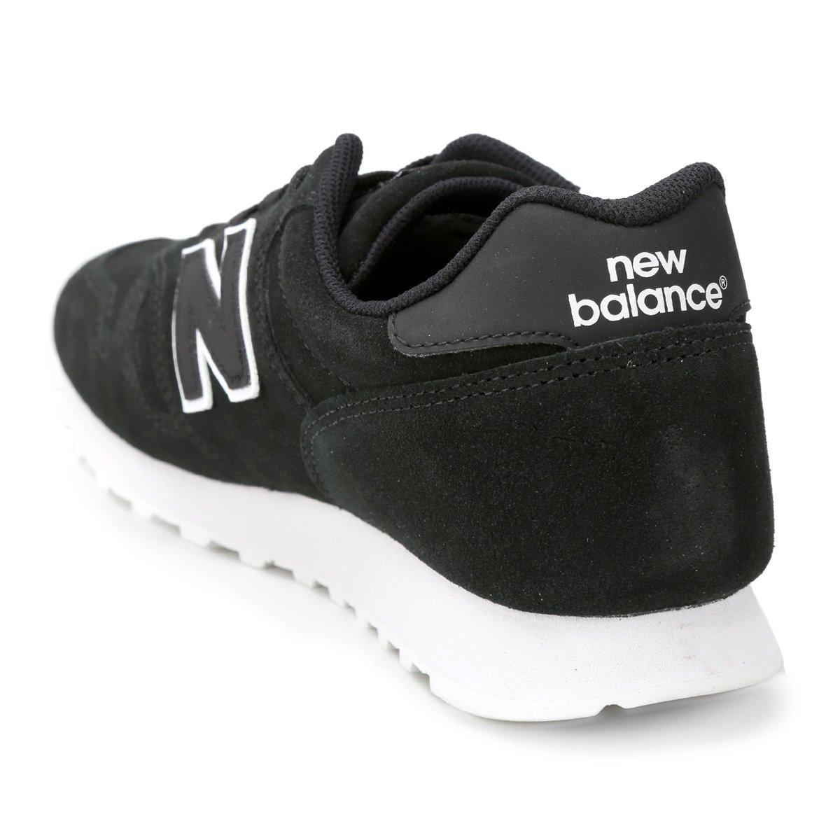 tênis new balance 373 lifestyle couro off white