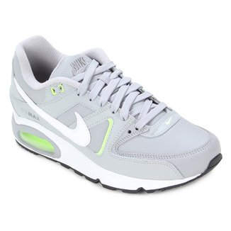 Tênis Couro Nike Air Max Command Masculino