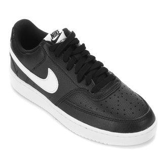 Tênis Couro Nike Court Vision Low Feminino